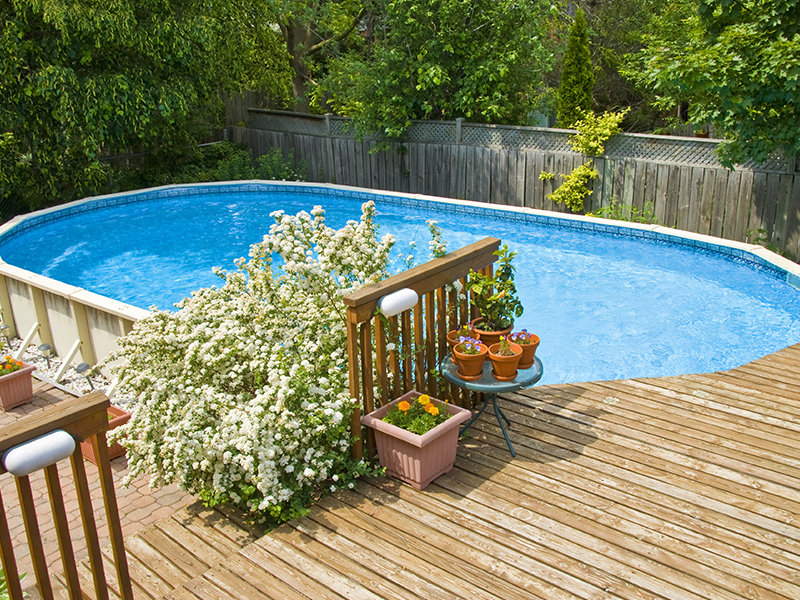 Zwembaden afkitten Lelystad